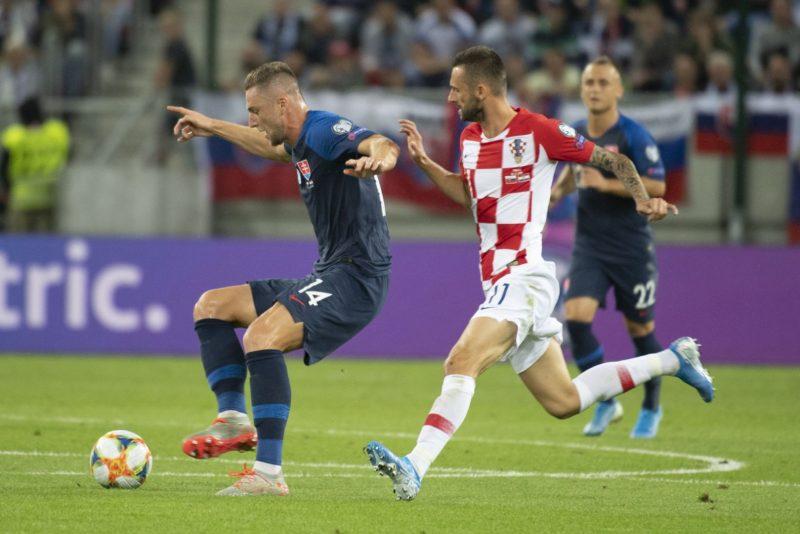 футбол-словакия-хорватия