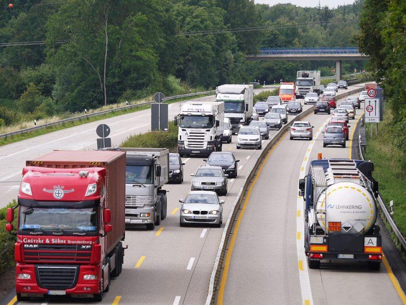 дорога-трасса-машины-движение