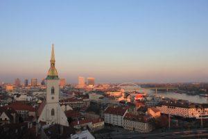 Братислава-старый-город-собор