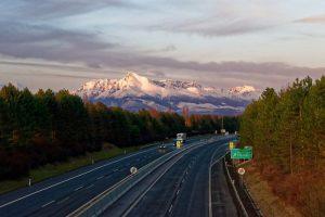 кривань-дорога-трасса-природа