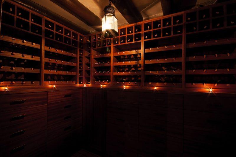 вино-погреб