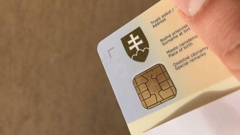 id-карта паспорт