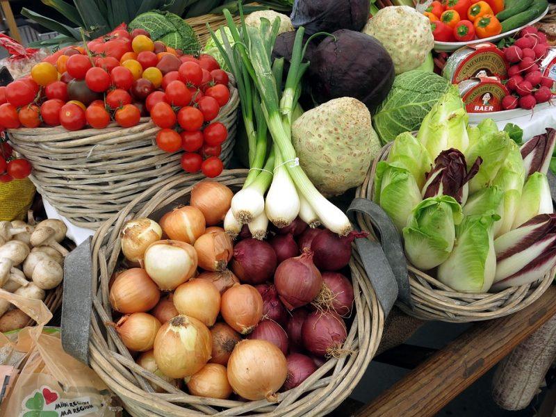овощи еда продукты