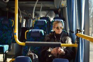 автобус-транспорт