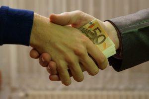 коррупция-взятка