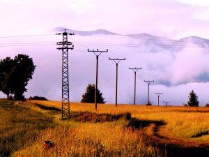 поле природа провода