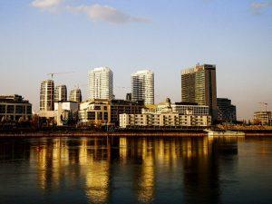 город деловой центр