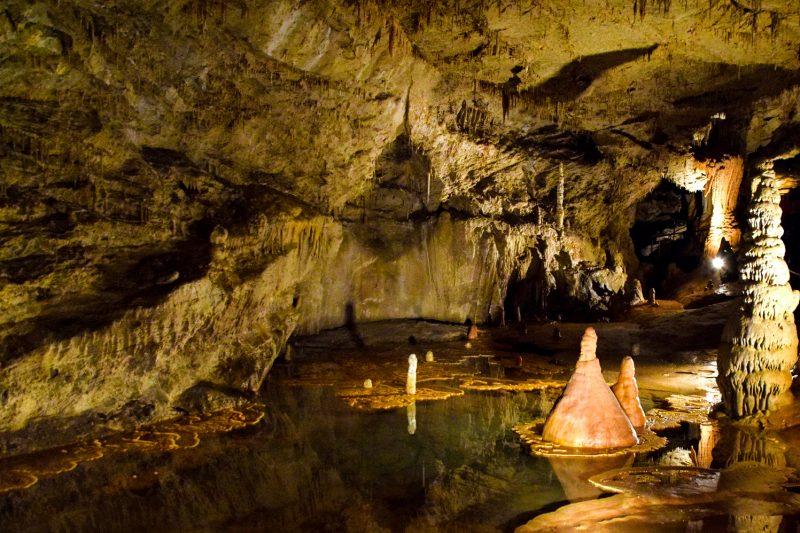 Демановская пещера свободы