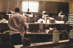 кухня работа