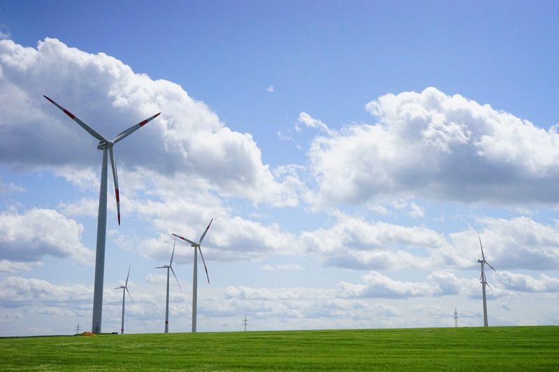 ветер энергия