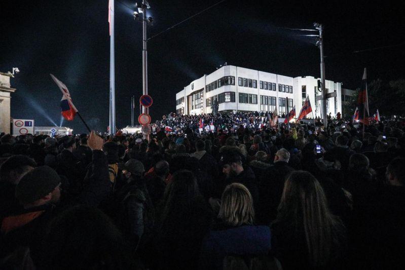 Протесты 17 ноября