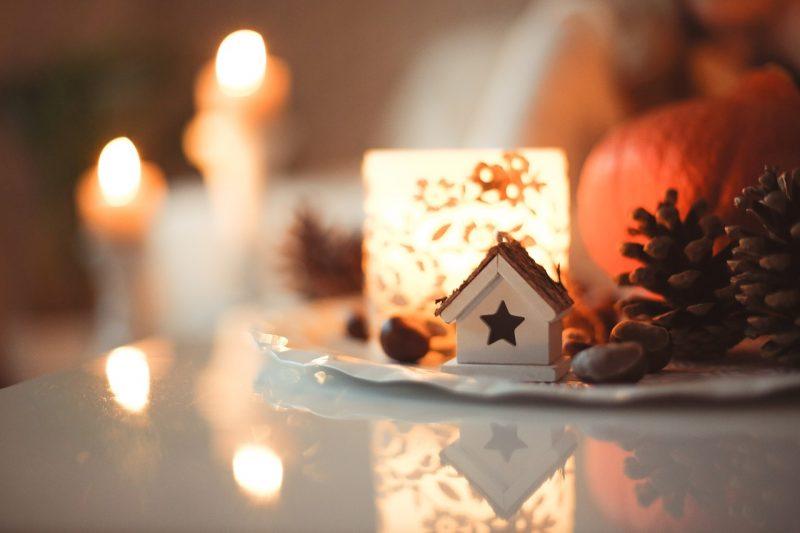 дом рождество