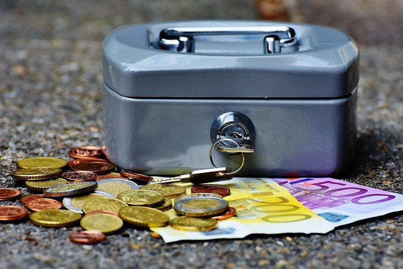 деньги евро накопления