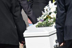 похороны гроб