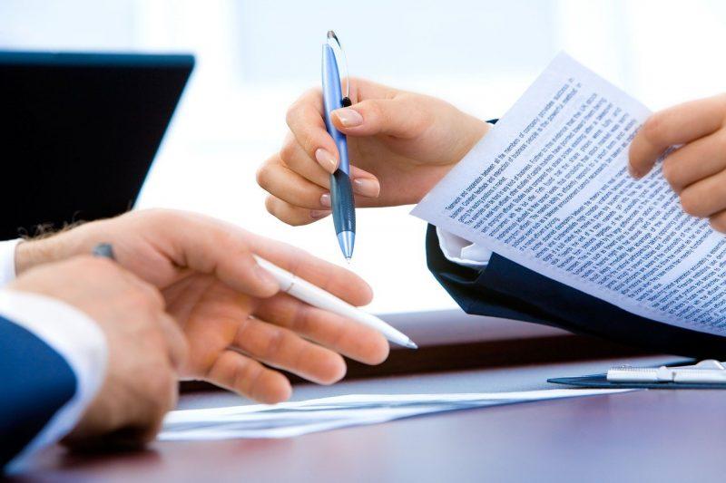 договор бизнес документы
