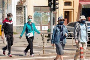 люди маска коронавирус
