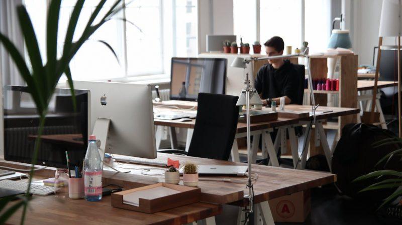офис работа бизнес