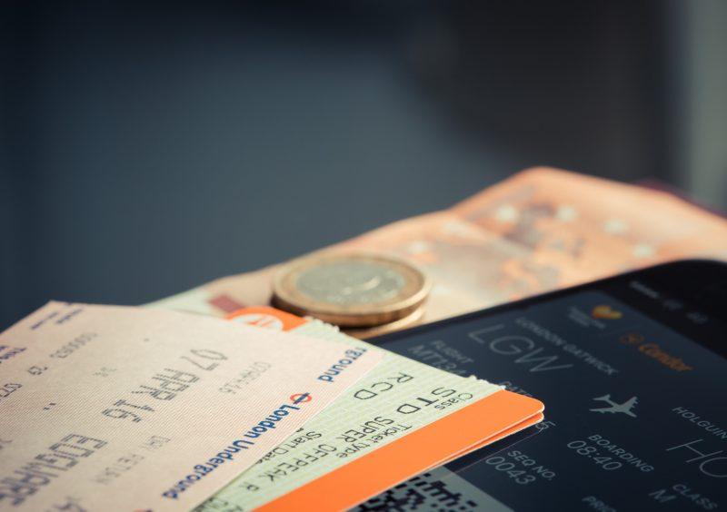 билет путешествие