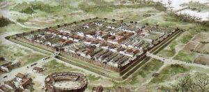 римский-каструм