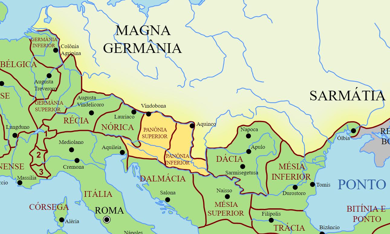 провинция-паннония-рим