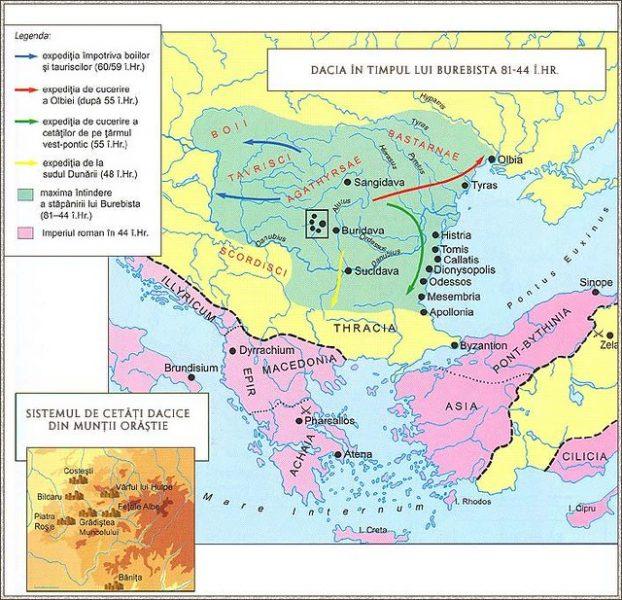даки-восточная-европа