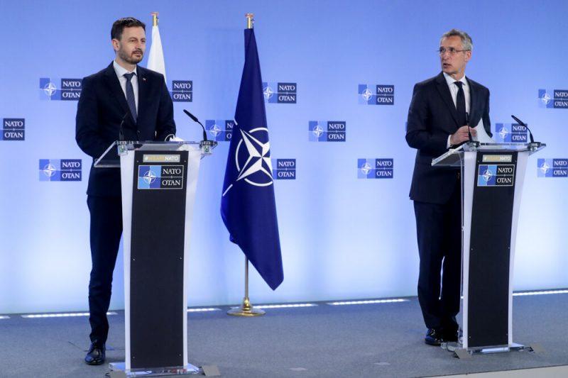 Эдуард Гегер НАТО