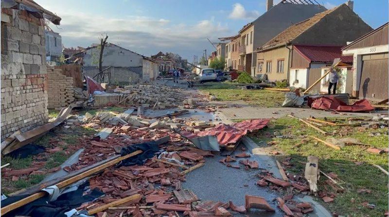 торнадо-чехия