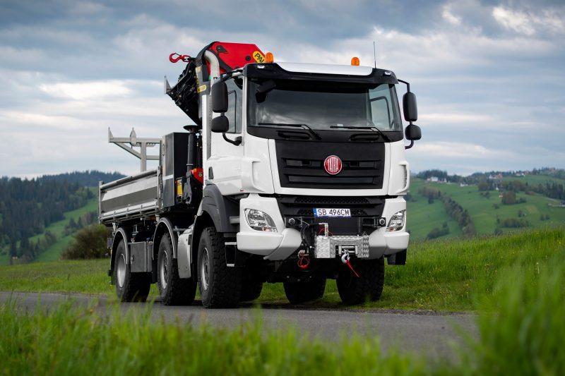 грузовик-tatra