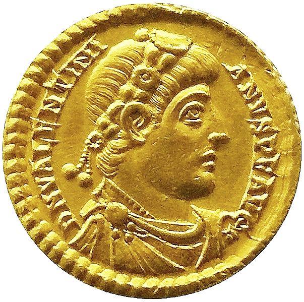 Валентиниан-император