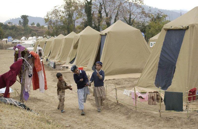 лагерь-беженцев